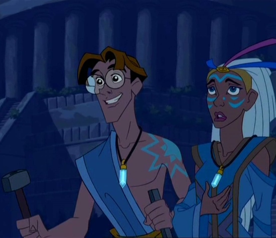 Q 28. WHAT DISNEY MOVIE IS THIS FROM?