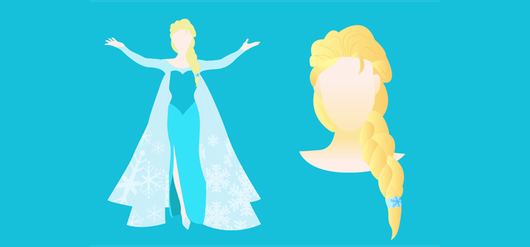 Q 22. HOW MANY STRANDS OF HAIR DID THE ANIMATORS GIVE ELSA?