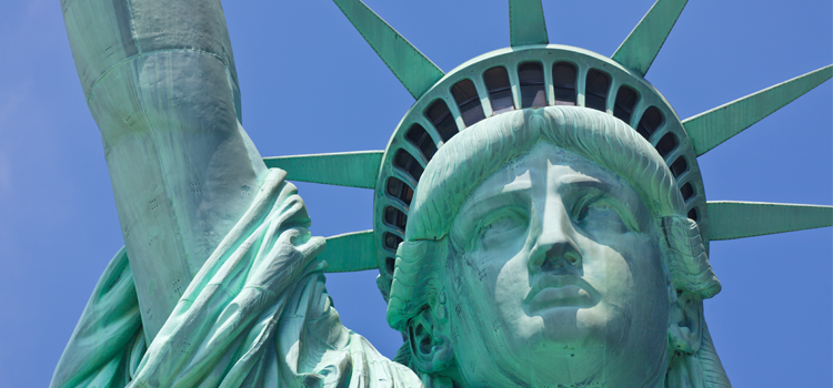 Q 2. THE STATUE OF LIBERTY WAS A GIFT FROM WHICH COUNTRY?